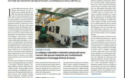 GIS 2019 Report Logistica-Gru e autogru performanti