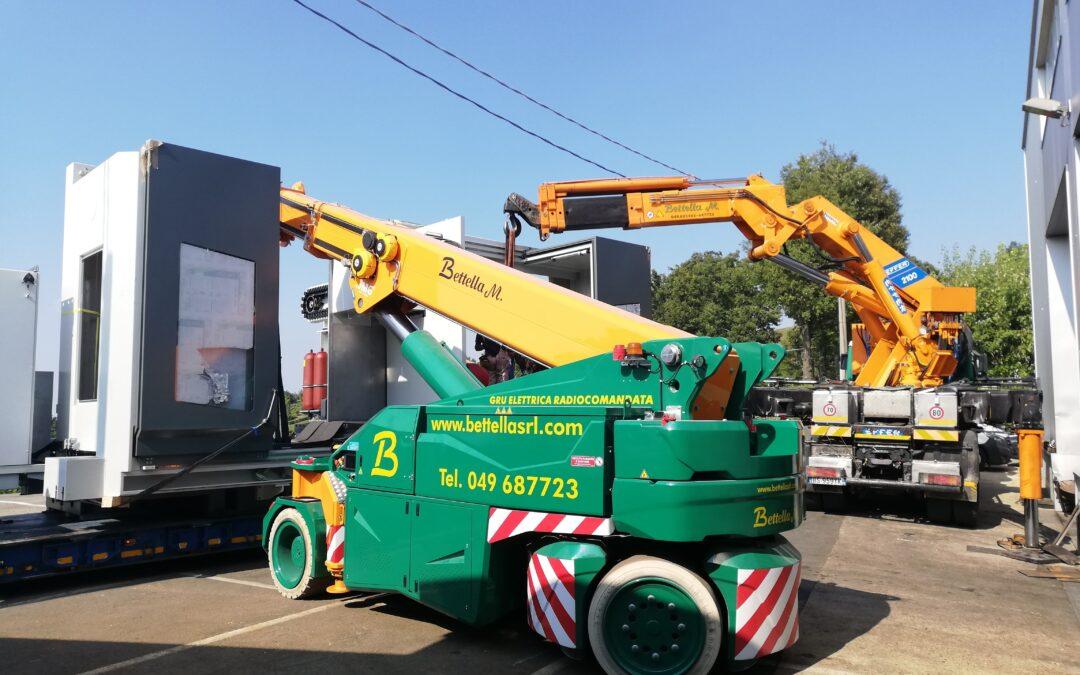Electrical Cranes